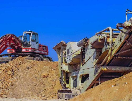 Sind Ihre Baumaschinen ausreichend abgesichert?